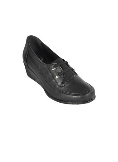 Polaris 5 Nokta 92107552 Siyah Kadın Günlük Ayakkabı Siyah